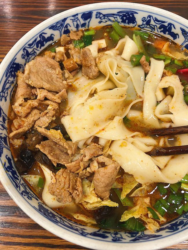 О кулинарных изысках провинции Шаньси