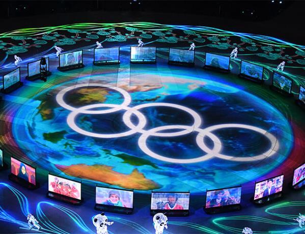 В зоне проведения зимних Олимпийских игр в Пекине прошли учения с отработкой транспортных вопросов