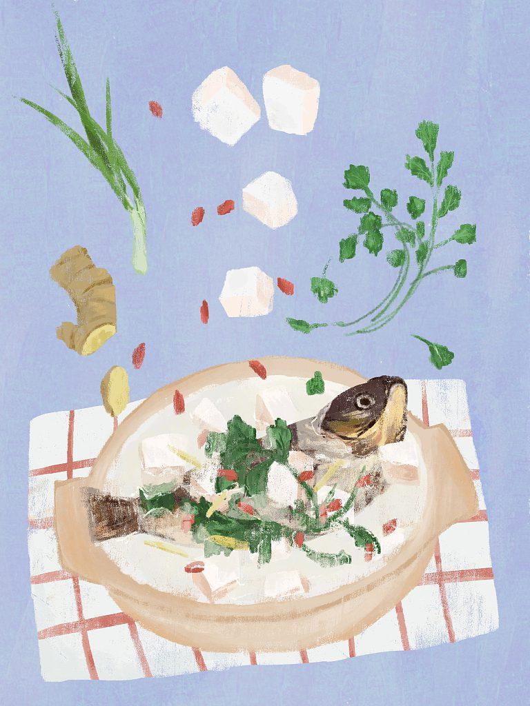 Полезная еда в сезон «Хлебные дожди»