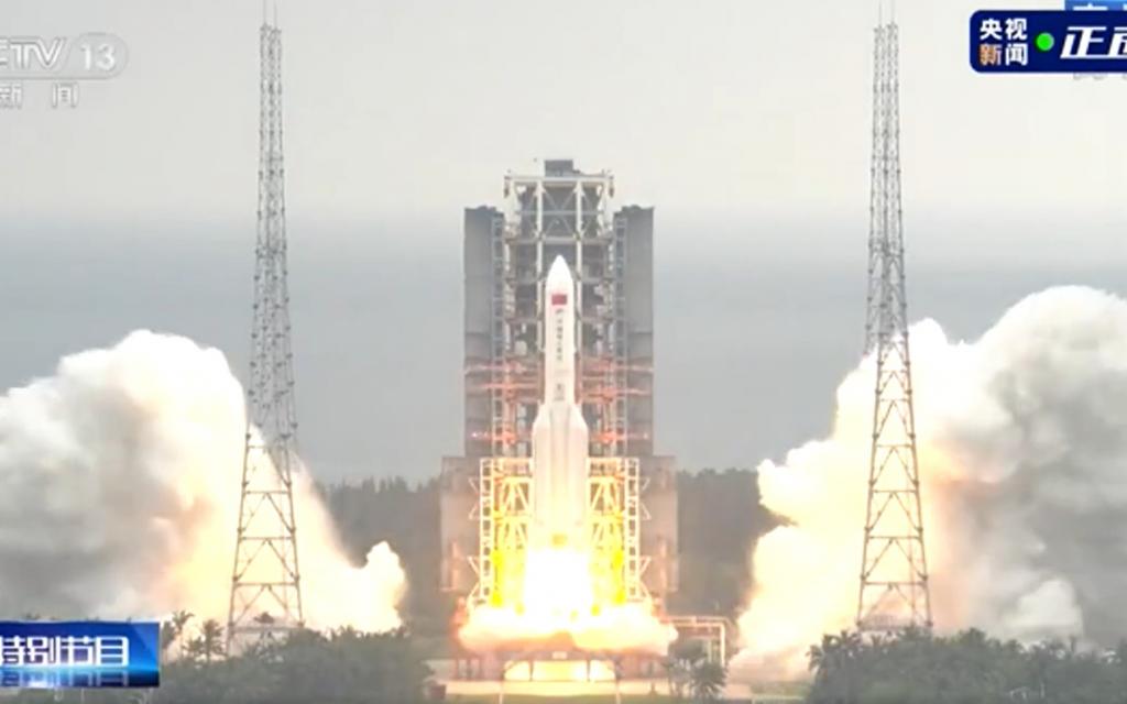 Китайская космическая станция станет «общим домом» в космосе