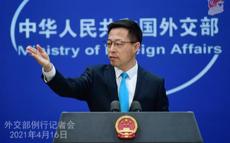 МИД КНР назвал абсурдом обвинения западных СМИ в т.н. «геноциде» в Синьцзяне