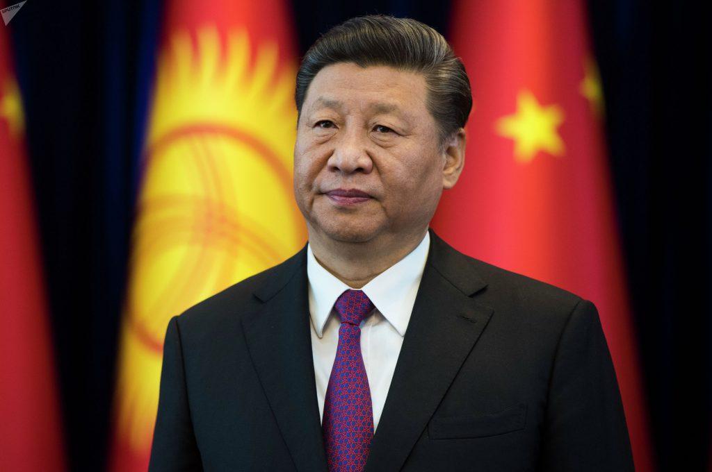 Председатель КНР Си Цзиньпин принял участие в климатическом саммите