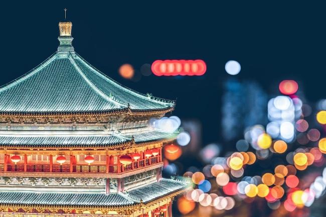 Сиань – древняя столица Китая