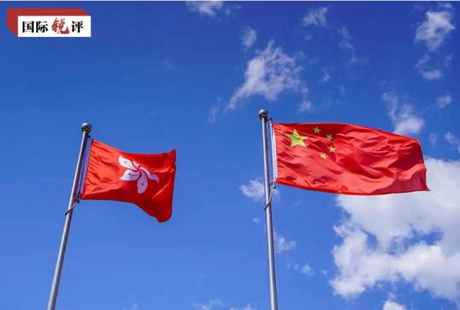 Старые трюки США не помешают процветанию Сянгана