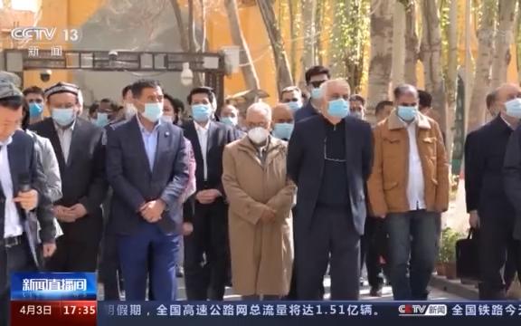 Генсек ШОС и дипломаты ряда иностранных государств в Китае совершили поездку в СУАР