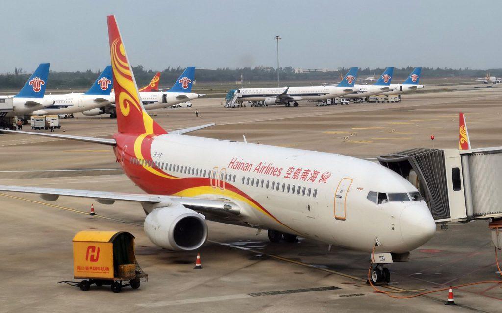 Отрасль гражданской авиации Китая продолжила восстанавливаться в первом квартале 2021 года