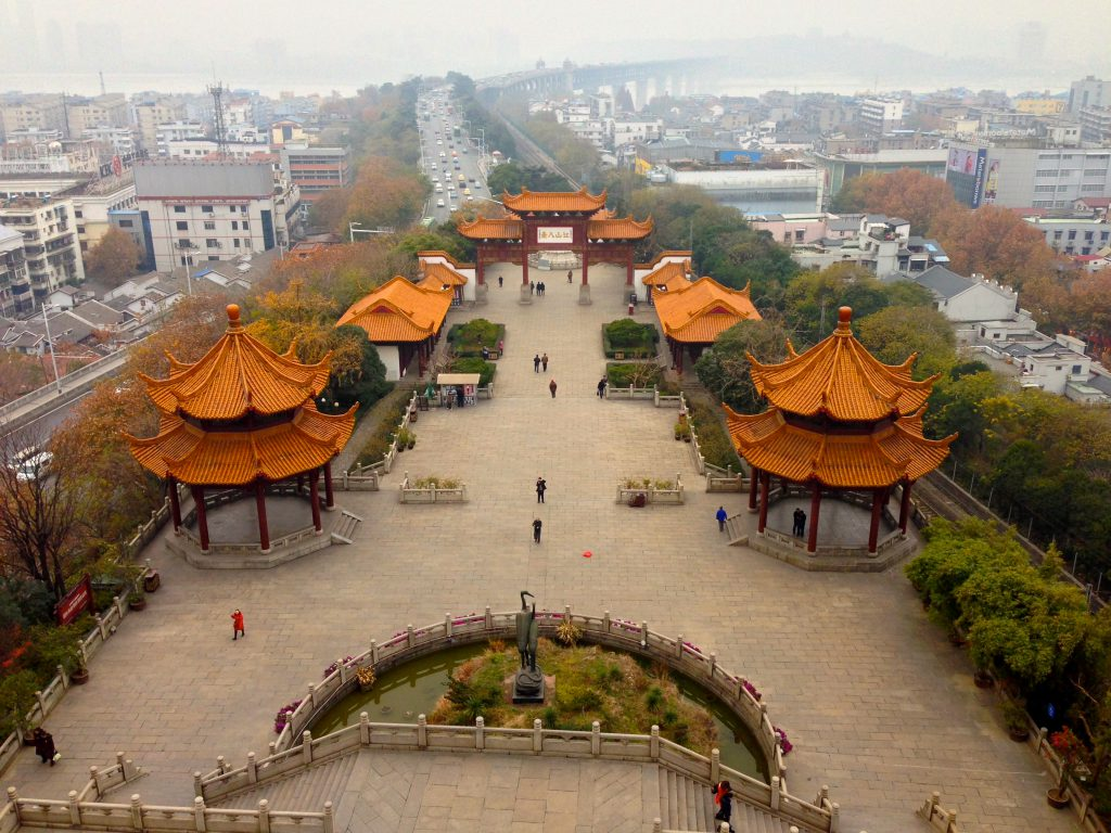 Китайская провинция Хубэй достигла стремительного роста внешней торговли