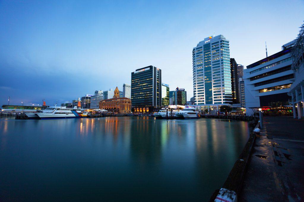 Новая Зеландия — Китай